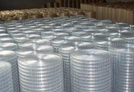 热镀锌电焊网片/镀锌电焊网-镀锌均匀-品质有保证