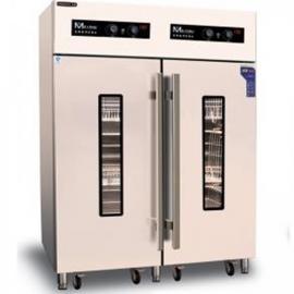 美厨商用消毒柜MC-14光波热风消毒碗柜双门推车高温消毒柜