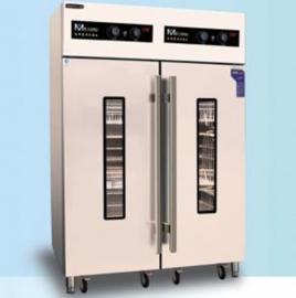 美厨光波消毒柜MC-16双门热风B款推车式消毒柜高温餐具消毒碗柜