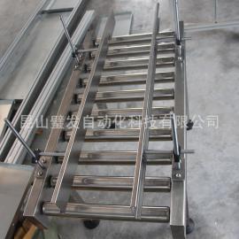 无动力滚筒线自动化生产线 电子厂包装流水线 不锈钢辊筒输送机