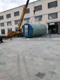 一体化预制泵站雨水污水提升设备2用