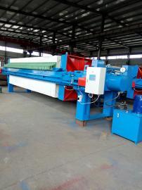全自动沙石压滤机,石材废水处理厢式压滤机,1500系列