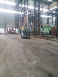 大型地下车库地面灰尘颗粒用威德尔驾驶式全自动扫地车