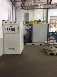 加拿大尼碎斯氮化炉专业配套氨气净化器净化机