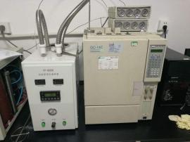 岛津GC-14c二手气相色谱仪租赁