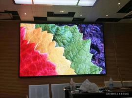 P2.5高清显示屏分辨率计算 LED电子屏P2.5安装效果