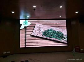 室内P2全彩LED显示屏压铸铝箱体尺寸技术参数