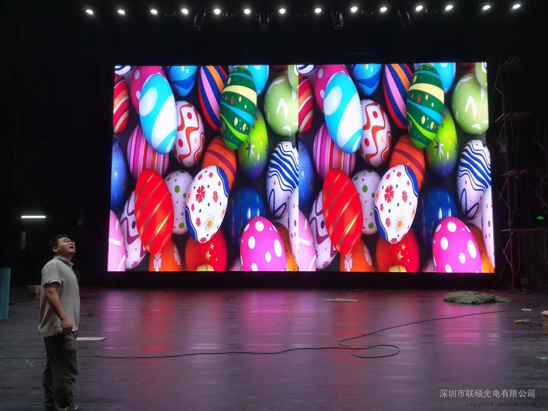 室内超清LED显示屏一平方像素点,P1.8P2.5P3安装报价