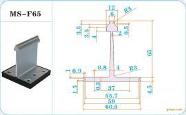 关于铝镁锰板430支架的安装数量、要求
