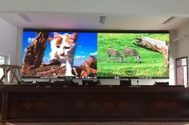 P1.8室内小间距高清全彩LED显示屏生产制作安装售后报价