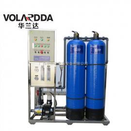 洗车场废水净化处理中水回用前置超滤设备 经济型手动纯水设备