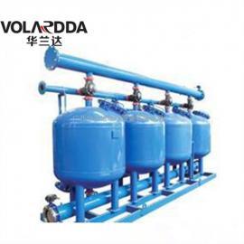 大新县旅游度假区地下水处理设备 除铁锰解决水发黄一体化净水器