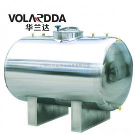 华兰达可定做双镜面无菌纯水箱 全不锈钢液体储存罐 耐高温腐蚀
