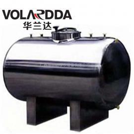 专业制造大型工业卧式304不锈钢无菌水箱 耐腐蚀高温卫生级储罐
