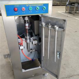 自动扭结灌肠机 气动定量灌肠机 香肠加工设备 红肠机器