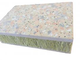 装饰花岗岩保温板