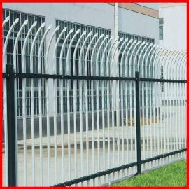 锌钢护栏 实体定做 市政园林隔离栅栏 防护结实耐用 小区别墅