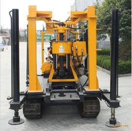 冠邦机械直供多地形矿上探矿钻机 履带式全液压岩芯钻机