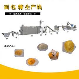 面包糠生产线 面包糠生产设备 面包糠加工设备 面包糠设备