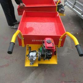 多功能农用手推搬运车 载重能力强搬运车 加厚钢板汽油小推车
