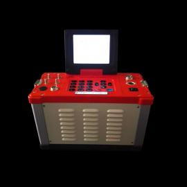 锅炉、炉窑烟尘的排放量 LB-62 便携式电解法综合烟气分析仪