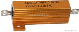 Danotherm电阻 DANOTHERM GRF 20/165L-18K