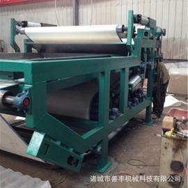 化工污泥处理设备 不锈钢自动污泥带式压滤机