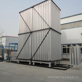 lng大型空温式汽化器 水浴式汽化器 卸车增压汽化器