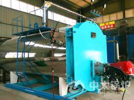 WNS型4吨燃气锅炉 环保燃气锅炉