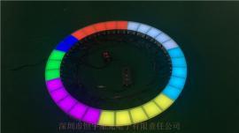 户外广场地灯定制广场LED地砖灯LED发光砖定制