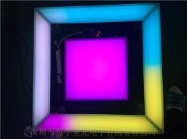 无缝拼接广场LED地砖灯广场LED发光砖*定制
