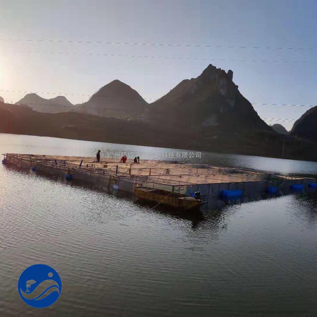 工厂化养鱼,工厂化循环水养殖,悬浮式养殖水槽,鱼菜共生