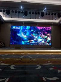 酒店宴会厅LED显示屏价钱P3全彩电子屏品牌及规格