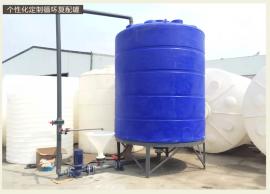 锦尚来塑业200L工业酒精塑料储罐