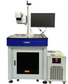 紫外激光打标机水晶玻璃专用激光打码机紫外激光切割机