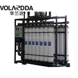自来水制造桶装水前端超滤设备 华兰达净水设备 国家饮用水标准