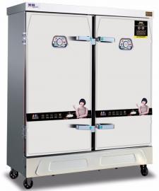 美厨豪华型蒸饭柜 商用24盘二门蒸饭柜蒸包箱蒸菜车