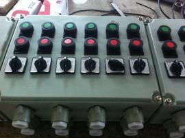300*400防爆控制箱