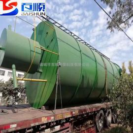 UASB厌氧塔 高浓度污水处理成套设备 环保设备