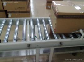 动力辊筒输送机生产分拣 水平输送滚筒线