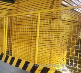 基坑护栏网 施工电梯安全防护门 基坑临边围栏现货
