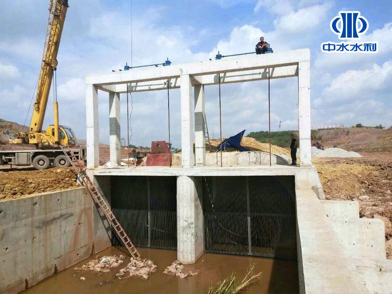 中水水利机械厂 LWS型号 拦污栅