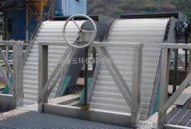 HF型回转式固液分离机
