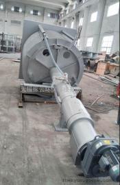 ZG型转鼓式螺旋除污机