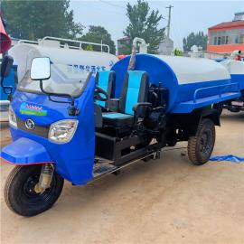 小型农用三轮吸污车