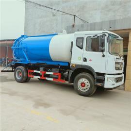 东风多利卡15吨吸污车