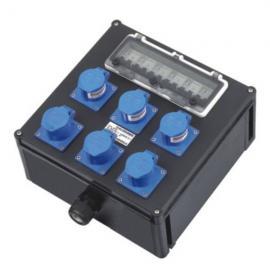 FXS防水防�m防腐�源插座箱