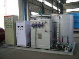 次氯酸钠发生器水处理杀菌消毒设备