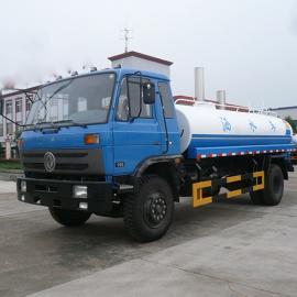 8-12吨东风153洒水车 可工地或公路洒水