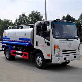 大运5吨洒水车 质量重于泰山